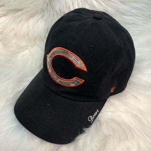 Women's Chicago Bears '47 Sparkle Clean Up Hat